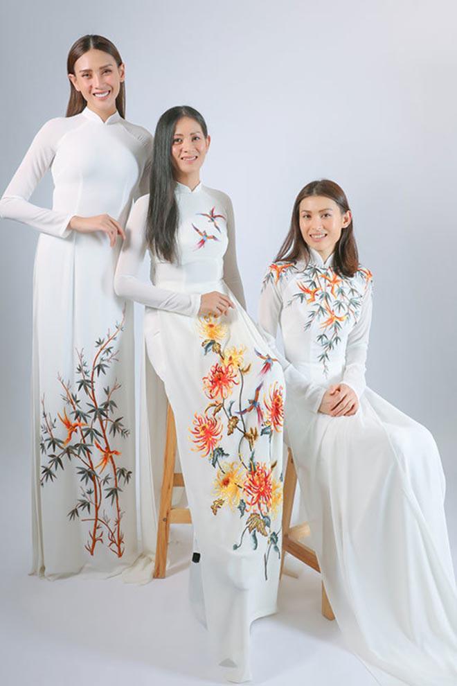 Võ Hoàng Yến tiết lộ về hai chị gái xinh đẹp, nổi tiếng lừng lẫy một thời - Ảnh 1.
