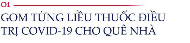 Đại sứ Phạm Sanh Châu kể chuyện đàm phán 1 triệu liều thuốc chữa Covid-19: CEO công ty dược Ấn Độ phải nể phục quyết tâm hành động của Việt Nam - Ảnh 1.