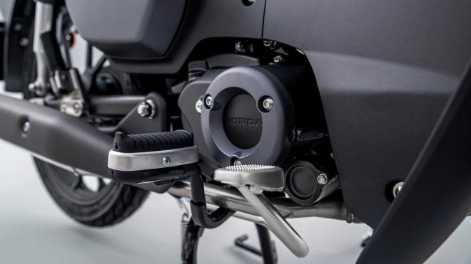 Mãn nhãn Super Cub 125 về sát vách Việt Nam, huyền thoại xe máy Honda bán giá ngang xe SH - Ảnh 4.
