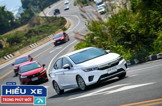 Honda City được đồn đè bẹp Toyota Vios, Hyundai Accent - có một thứ rất mạnh! - Ảnh 15.