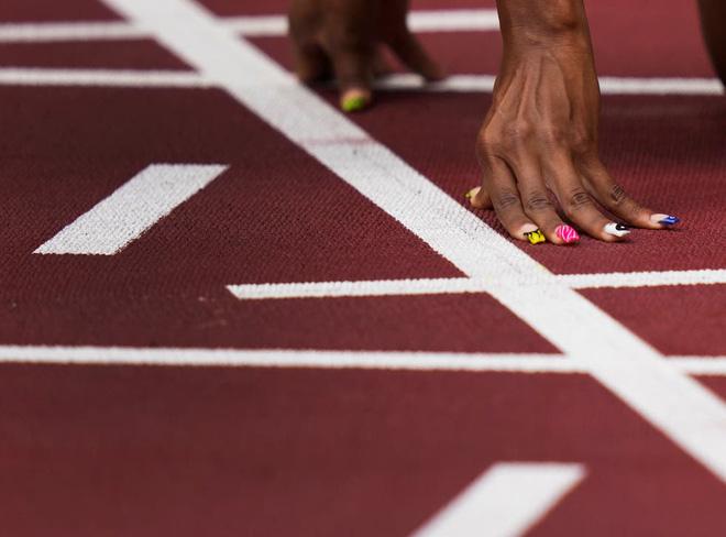 Các vận động viên Olympic thi nhau phá kỷ lục nhờ công nghệ đường chạy trên mây của Nhật Bản - Ảnh 3.