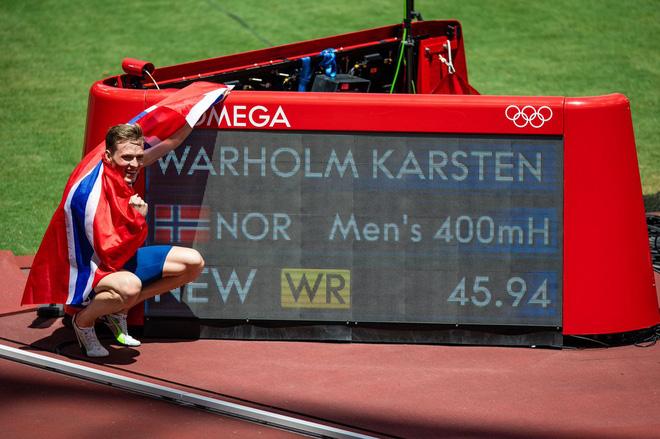 Các vận động viên Olympic thi nhau phá kỷ lục nhờ công nghệ đường chạy trên mây của Nhật Bản - Ảnh 4.