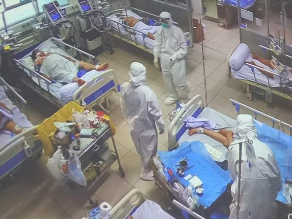Bộ Y tế thông tin 296 ca tử vong do COVID-19. Vắc xin Nanocovax của VN đạt hiệu quả bảo vệ 90% - Ảnh 1.