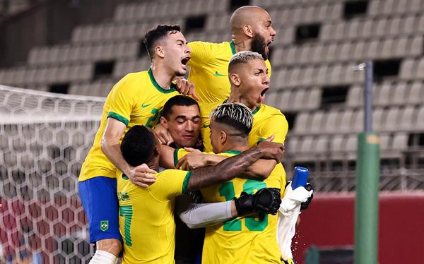 Olympic Brazil - Olympic Tây Ban Nha: Khi dớp đã phá - Ảnh 1.