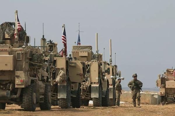 Động thái mới của quân đội Mỹ ở Syria là gì? - Ảnh 1.