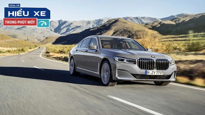 BMW 7-series giảm tới gần 600 triệu, nhưng điều gây áp lực lên Mercedes, Audi lại là thứ cổ lỗ sĩ! - Ảnh 6.