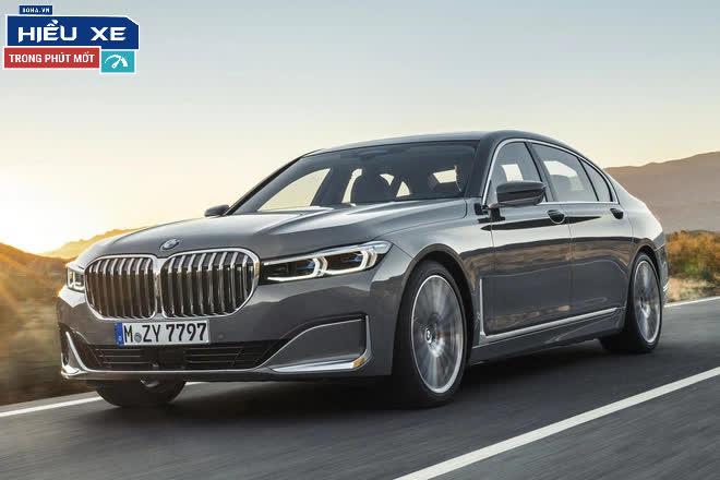 BMW 7-series giảm tới gần 600 triệu, nhưng điều gây áp lực lên Mercedes, Audi lại là thứ cổ lỗ sĩ! - Ảnh 7.