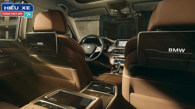 BMW 7-series giảm tới gần 600 triệu, nhưng điều gây áp lực lên Mercedes, Audi lại là thứ cổ lỗ sĩ! - Ảnh 9.