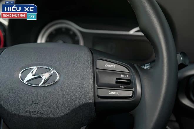 Trọng pháo Hyundai Grand i10 2021 giương nòng, VinFast Fadil còn vài vũ khí - vững như bàn thạch! - Ảnh 5.