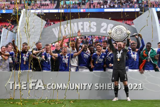 Leicester giành Siêu cúp, Grealish ra mắt buồn - Ảnh 3.