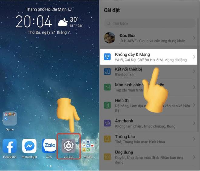 Cách phát WiFi từ điện thoại iPhone và Android nhanh, đơn giản nhất - Ảnh 16.