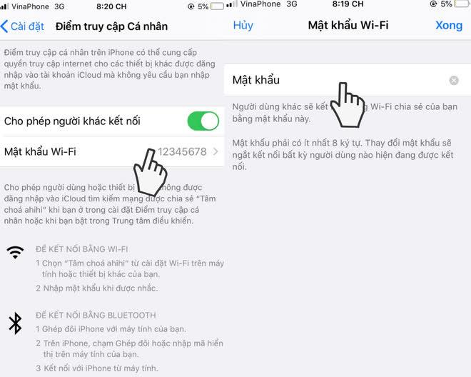 Cách phát WiFi từ điện thoại iPhone và Android nhanh, đơn giản nhất - Ảnh 3.