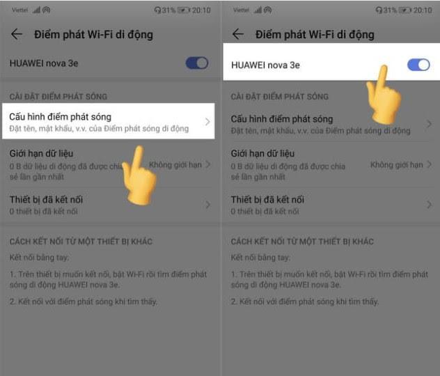 Cách phát WiFi từ điện thoại iPhone và Android nhanh, đơn giản nhất - Ảnh 18.