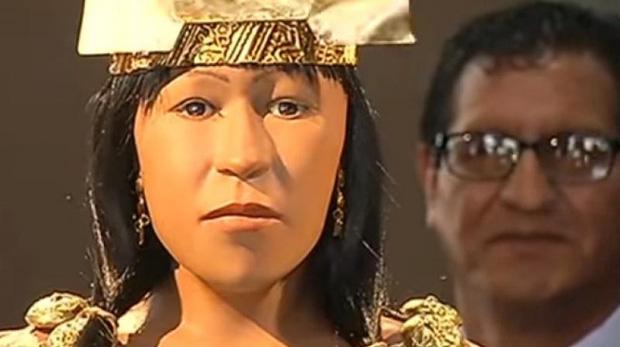 Tái hiện khuôn mặt quý bà từ xác ướp như quái vật, các nhà khoa học ngỡ ngàng nhan sắc người phụ nữ sống cách đây 1.600 năm - Ảnh 7.