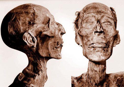 Trí tuệ nhân tạo giúp phục dựng thành công khuôn mặt của pharaoh Ai Cập từ xác ướp - Ảnh 2.