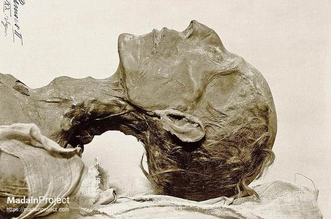 Trí tuệ nhân tạo giúp phục dựng thành công khuôn mặt của pharaoh Ai Cập từ xác ướp - Ảnh 3.