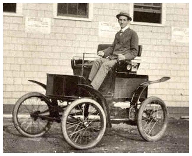Xe xăng và xe điện, đâu mới là kẻ 'sinh ra' trước? Kẻ sinh ra trước chỉ là một trò đùa? - Ảnh 2.