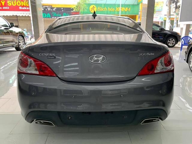 Màn rao bán Hyundai Genesis giá 777 triệu gây hack não: Xe cũ hơn 10 năm nhưng... mới 100% - Ảnh 5.