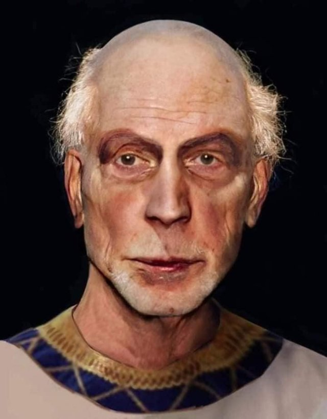 Trí tuệ nhân tạo giúp phục dựng thành công khuôn mặt của pharaoh Ai Cập từ xác ướp - Ảnh 7.
