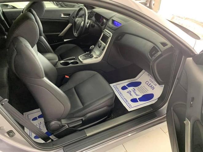 Màn rao bán Hyundai Genesis giá 777 triệu gây hack não: Xe cũ hơn 10 năm nhưng... mới 100% - Ảnh 7.