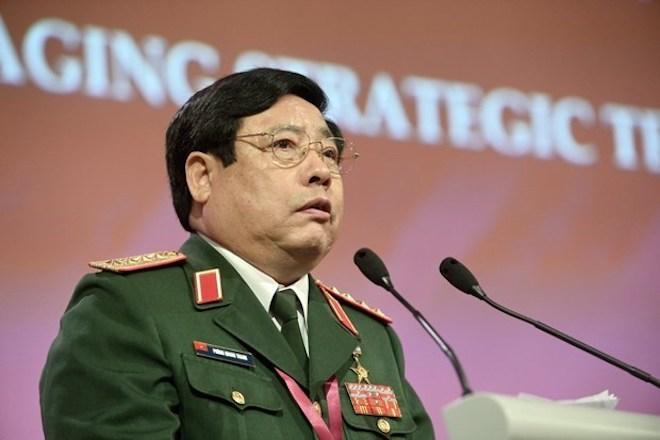 Cuộc đời binh nghiệp, trưởng thành qua chiến đấu của Đại tướng Phùng Quang Thanh - Ảnh 5.
