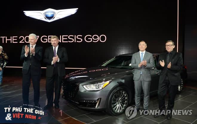 Chủ nhân mới của chiếc ngai vàng Hyundai, vĩnh biệt vị thế theo đuôi và át chủ bài Việt Nam - Ảnh 5.