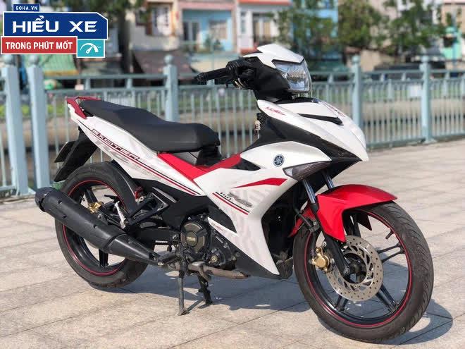 Hiểu xe trong phút mốt: Những chiếc Yamaha Exciter huyền thoại - đi 100km chỉ hết 2,09 lít xăng - Ảnh 4.