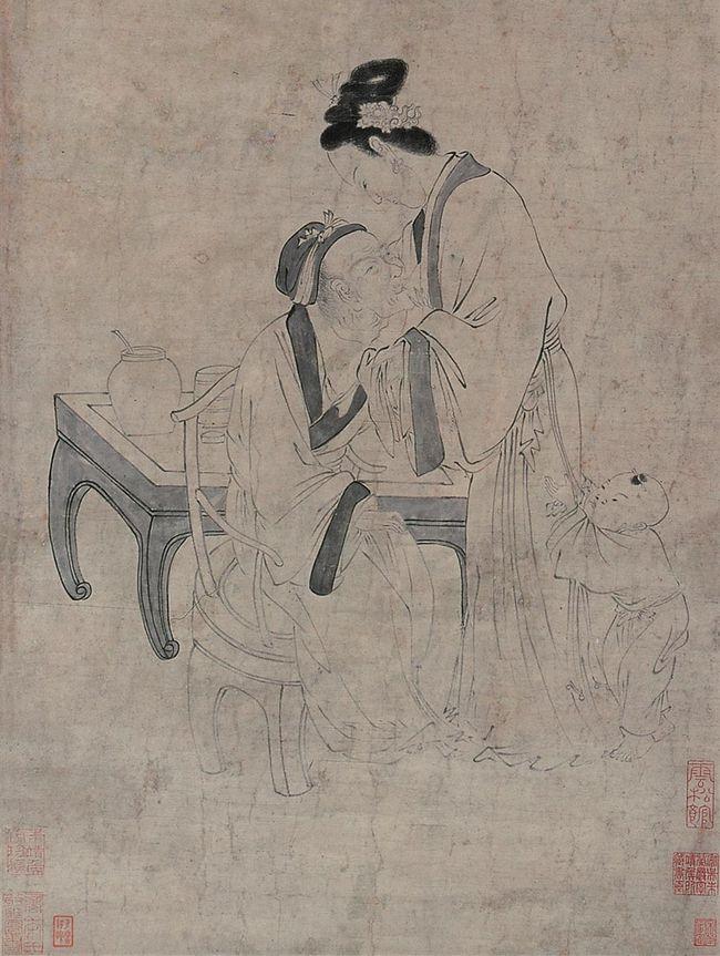 Bức tranh khiến Đường Bá Hổ bị mắng là tục tĩu, vô liêm sỉ: Mang nỗi oan trăm năm vì người đời không biết chữ! - Ảnh 1.