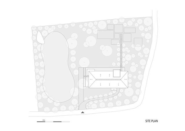 Giám đốc marketing về miền Tây xây biệt thự nhà vườn hệt như một ốc đảo riêng tư, có cả hồ cá Koi ngắm mà ghen tị - Ảnh 14.