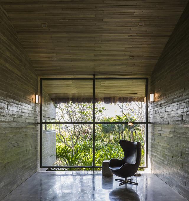 Giám đốc marketing về miền Tây xây biệt thự nhà vườn hệt như một ốc đảo riêng tư, có cả hồ cá Koi ngắm mà ghen tị - Ảnh 5.