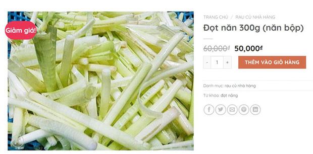 Loại rau miền Tây xưa mọc không ai hái, giờ thành đặc sản nổi tiếng bán trên chợ mạng giá 120.000 đồng/kg - Ảnh 7.