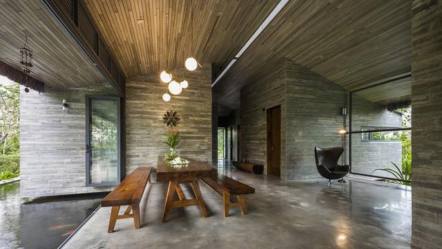 Giám đốc marketing về miền Tây xây biệt thự nhà vườn hệt như một ốc đảo riêng tư, có cả hồ cá Koi ngắm mà ghen tị - Ảnh 9.
