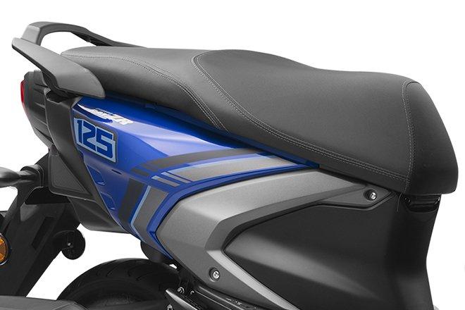Xe máy mới của Yamaha giá 23,7 triệu, tiết kiệm xăng, cốp 21 lít và có kết nối bluetooth - Ảnh 5.