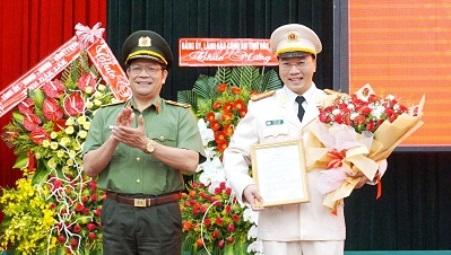 Bộ Tài chính, Bộ Công an điều động, bổ nhiệm nhân sự mới - Ảnh 3.