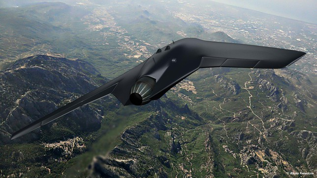 Song sát Su-57 và UAV Hunter-B có thể là ác mộng đối với không quân Mỹ - Ảnh 1.