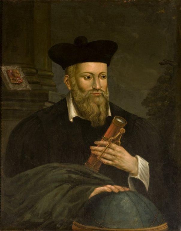 Vận mệnh tăm tối của thế giới năm 2022 qua lời tiên tri của Nostradamus: Sụp đổ & U buồn - Ảnh 2.