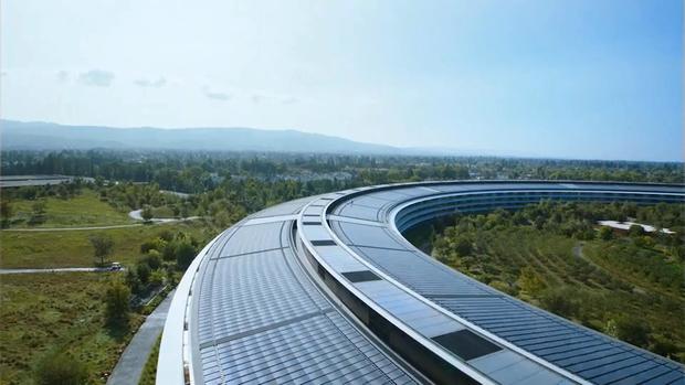 Cận cảnh Apple Park: Văn phòng đẹp nhất thế giới trị giá 5 tỷ USD, nơi tổ chức buổi ra mắt iPhone 13 đêm nay! - Ảnh 2.