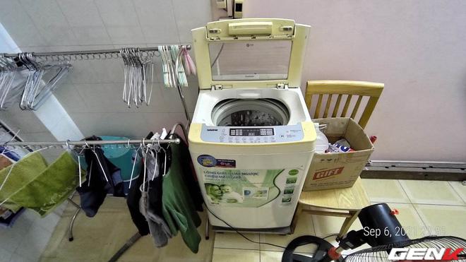 Đời tôi 3 nhà đều dùng máy giặt cửa trên, dễ hiểu vì sao vẫn đầy người chọn mua dù không xịn bằng máy giặt cửa ngang - Ảnh 3.
