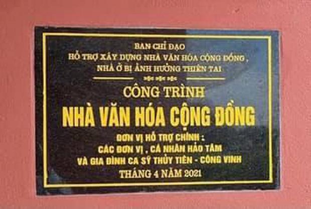 Netizen tranh cãi hình ảnh Thuỷ Tiên tặng thuyền máy cứu trợ miền Trung nhưng chỉ ghi tên 2 vợ chồng, phía chính chủ nói gì? - Ảnh 7.