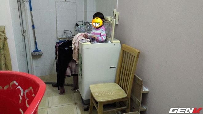 Đời tôi 3 nhà đều dùng máy giặt cửa trên, dễ hiểu vì sao vẫn đầy người chọn mua dù không xịn bằng máy giặt cửa ngang - Ảnh 8.