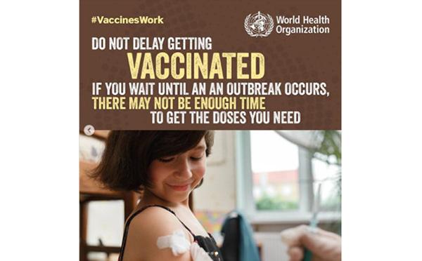 Dữ liệu mới của WHO, UNICEF: Dịch Covid-19 ảnh hưởng việc tiêm chủng ở trẻ em