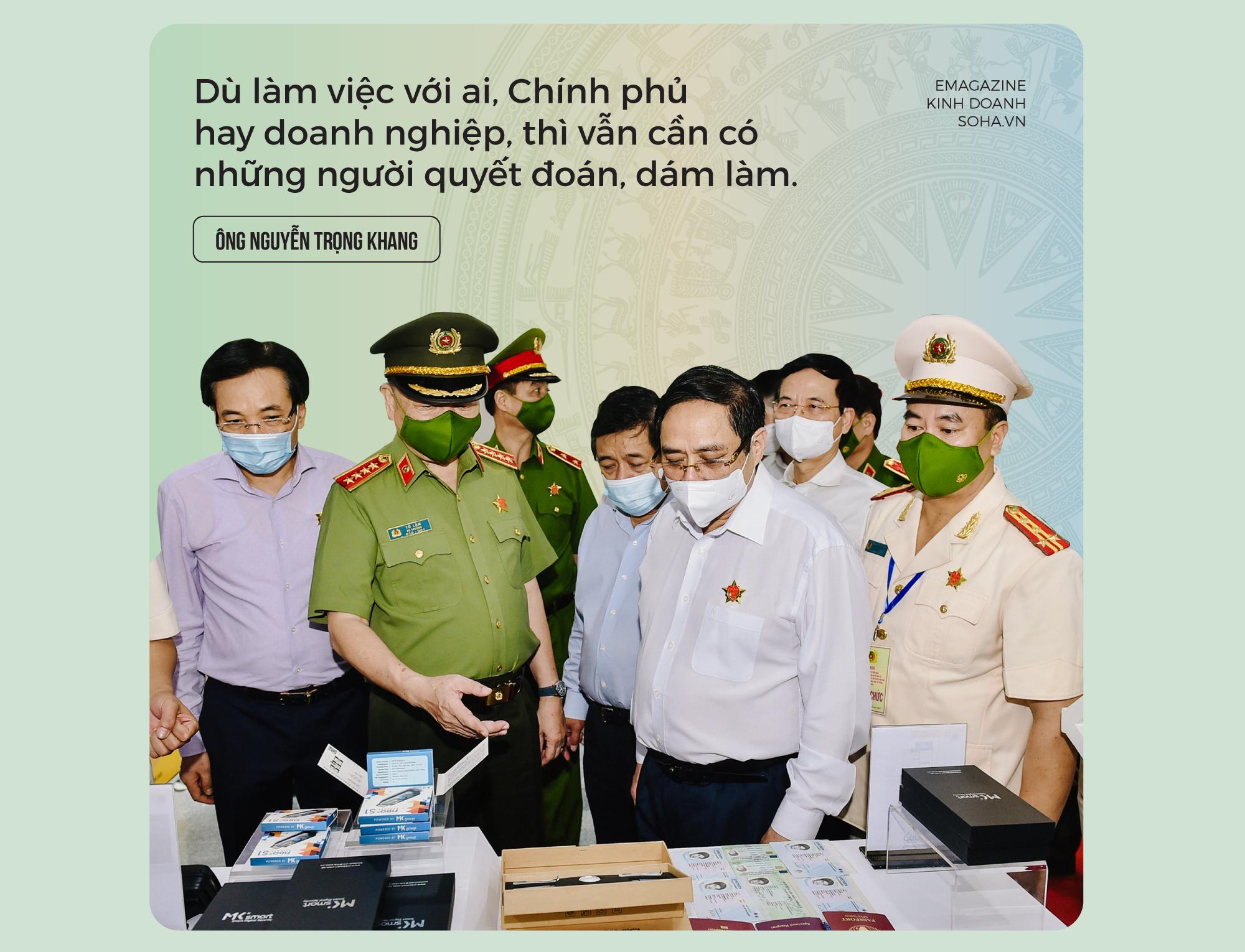 18 năm vật vã của Chủ tịch MK Group và chiếc thẻ CCCD Việt Nam giá rẻ bằng 1/2 Nhật Bản - Ảnh 5.