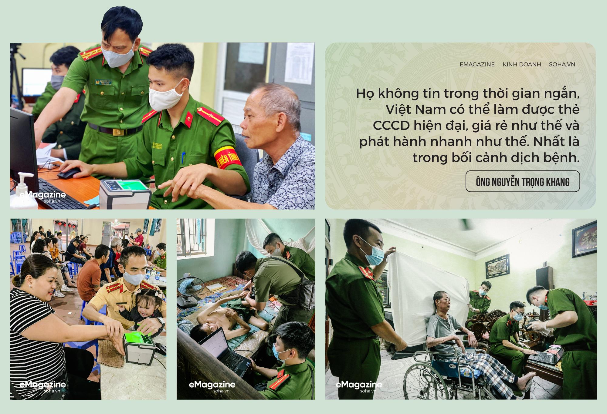 18 năm vật vã của Chủ tịch MK Group và chiếc thẻ CCCD Việt Nam giá rẻ bằng 1/2 Nhật Bản - Ảnh 6.