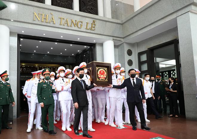 Tổ chức trọng thể Lễ viếng, truy điệu Đại tướng Phùng Quang Thanh - Ảnh 6.