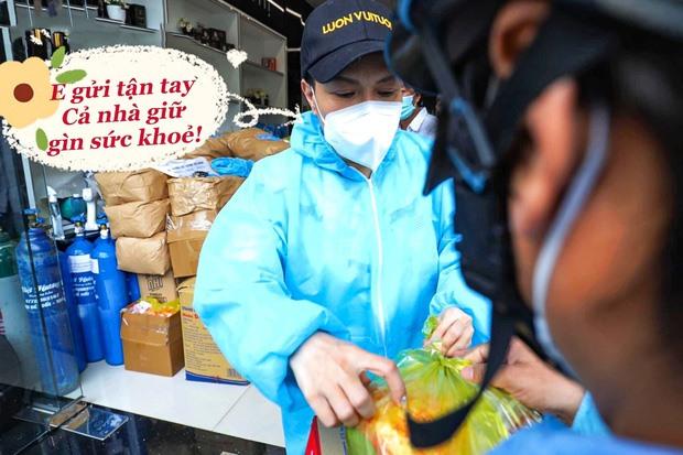 Nghệ sĩ Việt dừng từ thiện, con gái Bảo Quốc: Ai không tốt sẽ được phơi bày - Ảnh 3.