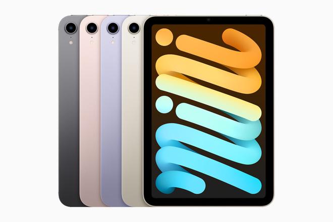 iPad mini ra mắt với thiết kế mới: Màn hình 8.3 inch, Touch ID, Apple A15, hỗ trợ Apple Pencil 2, giá từ 499 USD - Ảnh 2.