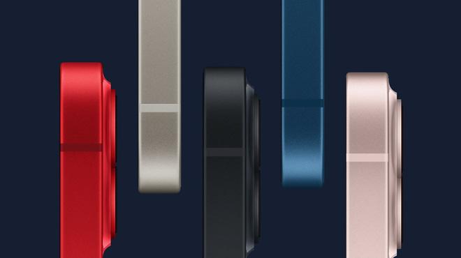 iPhone 13 và iPhone 13 mini chính thức: Tai thỏ gọn hơn, camera có chống rung cảm biến, Apple A15, giá từ 699 USD - Ảnh 2.