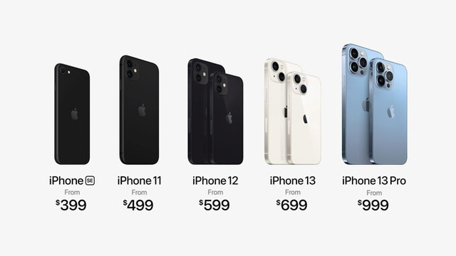 Hàng loạt mẫu iPhone vừa bị khai tử - Ảnh 1.