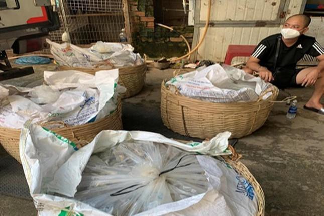 Lãnh đạo Bộ Công an nói về thủ đoạn buôn ma tuý mùa dịch - Ảnh 2.