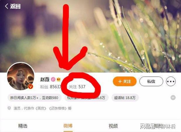 Phát hiện điểm bất thường trên Weibo của Triệu Vy, thái độ của Én Nhỏ sau bê bối thay đổi lớn - Ảnh 2.